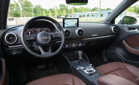 Land vehicle, Vehicle, Car, Audi, Center console, Steering wheel, Motor vehicle, Audi tt, Family car, Audi cabriolet,