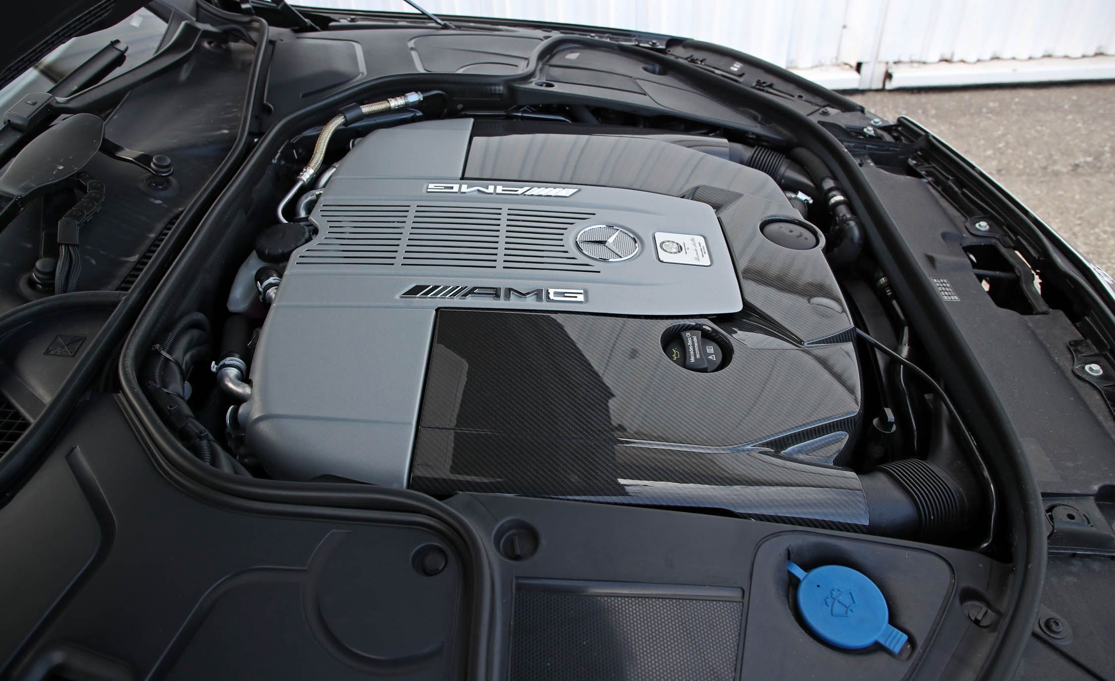 The 16 Largest-Displacement Engines You Can Buy Today