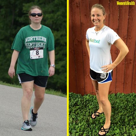 I Lost 70 Pounds from Healthy Eating, Exercise, and Betting