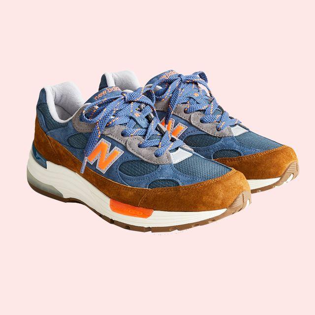 new balance x j crew 992 ny sneakers