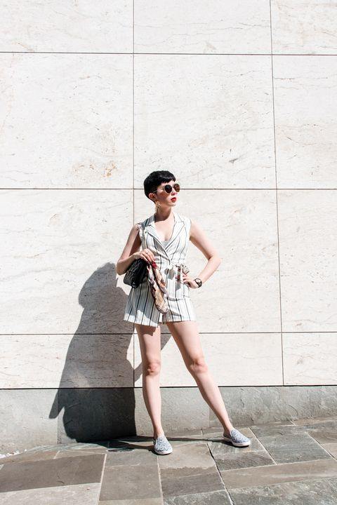 White, Photograph, Street fashion, Shoulder, Clothing, Fashion, Snapshot, Beauty, Leg, Human leg,