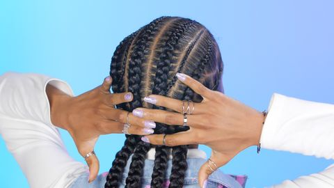 the braid up