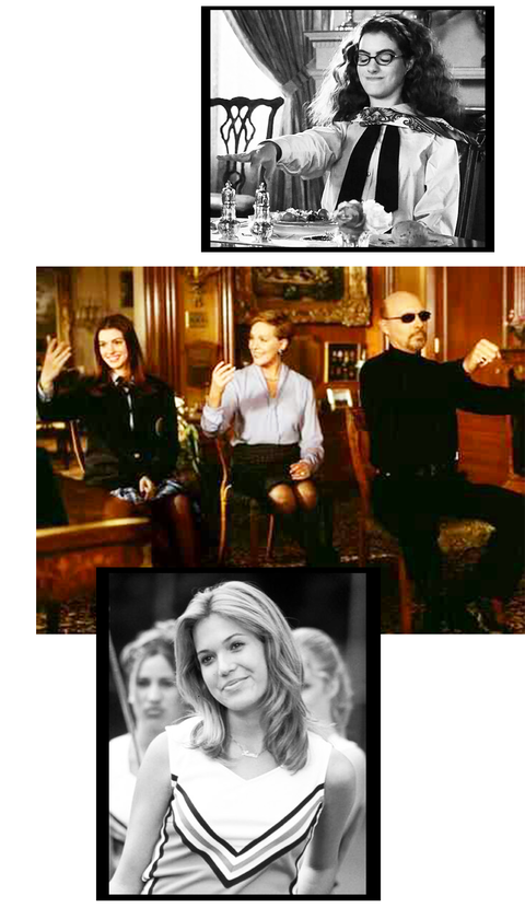 stills from the princess diaries