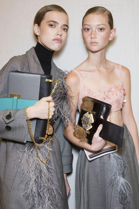 Fashion, Shoulder, Hairstyle, Fashion design, Haute couture, Dress, Formal wear, Fashion accessory, Model, Long hair,