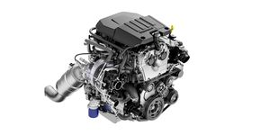4-cylinder engine for chevy silverado and gmc sierra