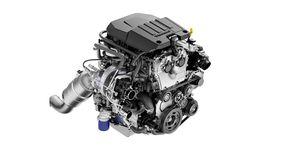 4-cylinder engine for chevy silverado and gmc sierra