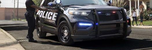 2020 Ford Police Interceptor Utility Revealed New Ford Police Suv