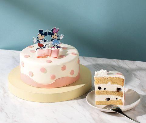 bac迪士尼消暑甜點登場!米奇米妮「雪花餡」太妃香草雪蛋糕、三眼怪手工餅乾呆萌上市