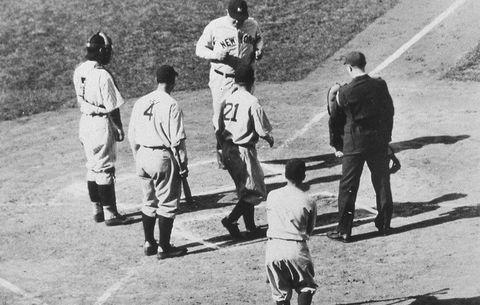 baseball uniform 1929