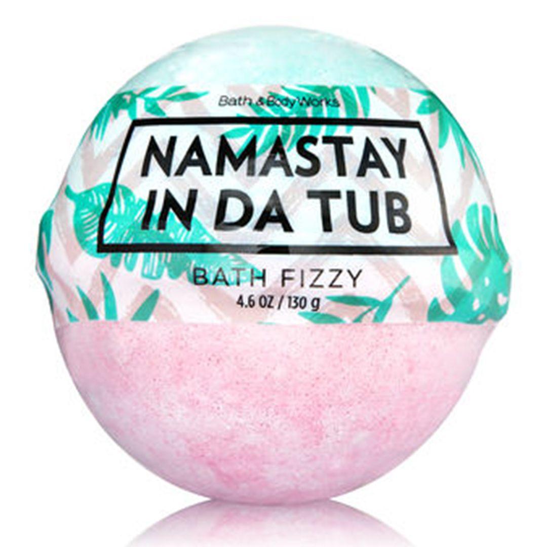 Bath & Body Works Namastay In Da Tub - Cucumber Melon Bath Fizzy