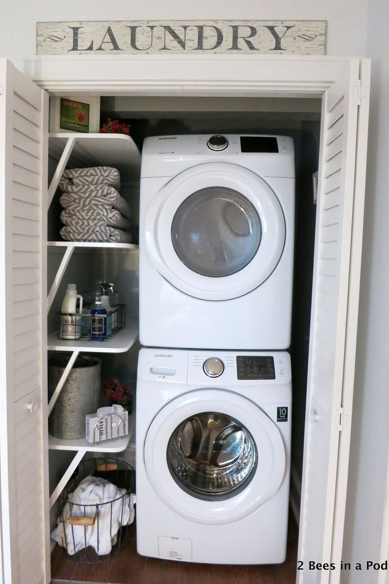 15 best small laundry room ideas small laundry room - Small space room ideas ...