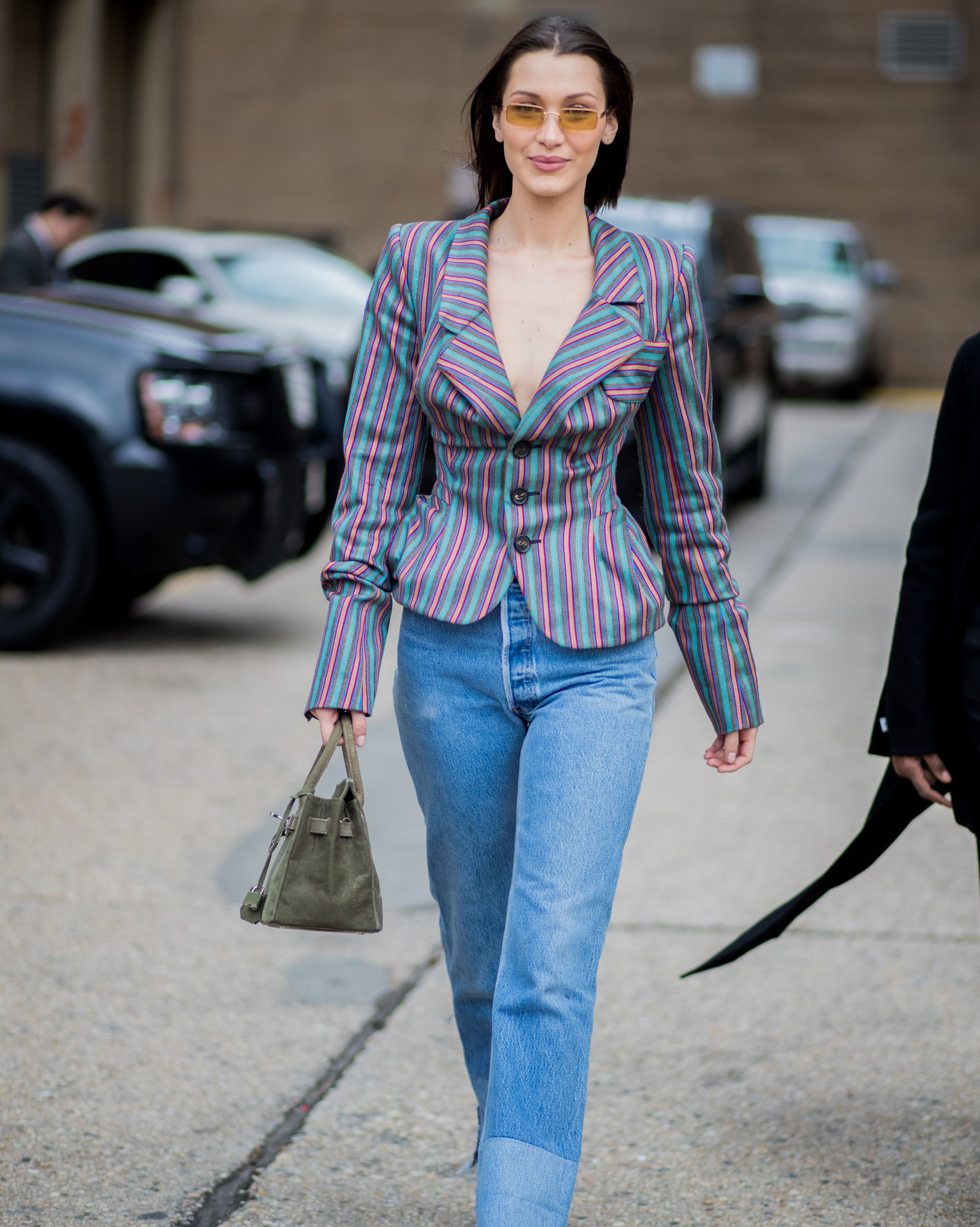 New York Fashion Week Street Style Fall 2018