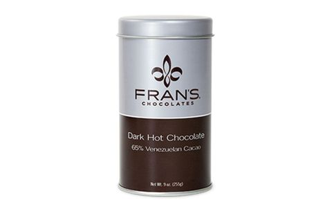 Frans Chocolate dark hot chocolate