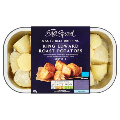 Best ready-made roast potatoes