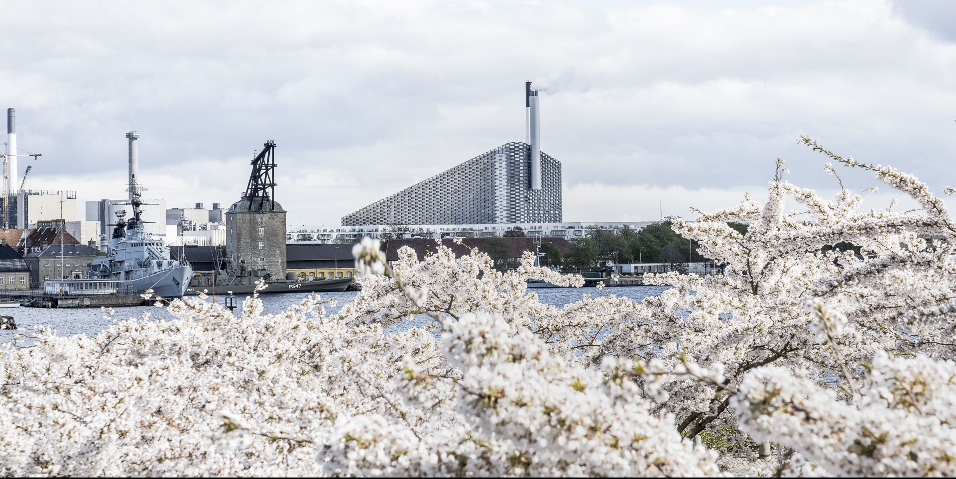 Amager Ressource Center BIG Copenhagen