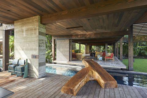 Property, Room, House, Building, Interior design, Home, Tree, Wood, Furniture, Real estate,