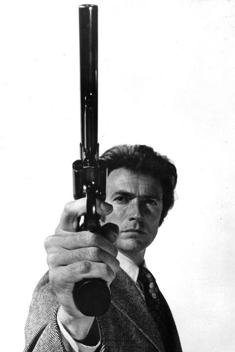 1971年に活躍したハリウッドスター:クリント・イーストウッド(clint eastwood)