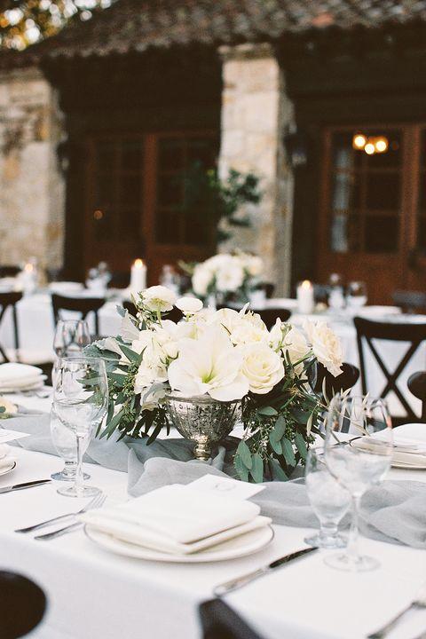Centrepiece, White, Photograph, Rehearsal dinner, Floristry, Flower Arranging, Flower, Floral design, Restaurant, Yellow,