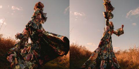 Fashion, Cg artwork, Tree, Photography, Art, Dress, Sculpture, Visual arts, Costume, Games,