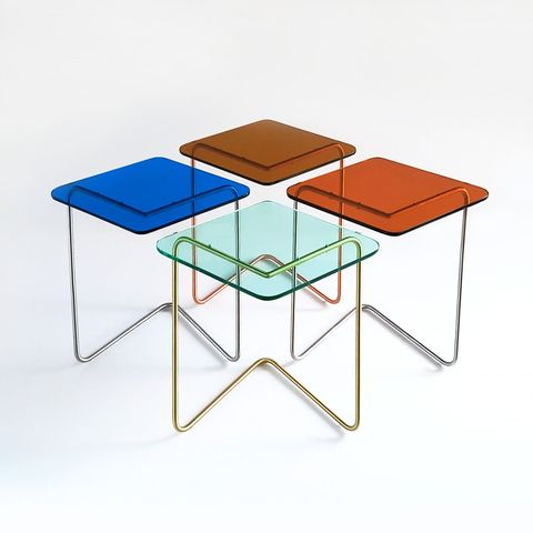 Furniture, Table, Coffee table, Outdoor table, End table, Desk, Stool, Rectangle,