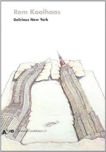 Delirious New York,  copertina