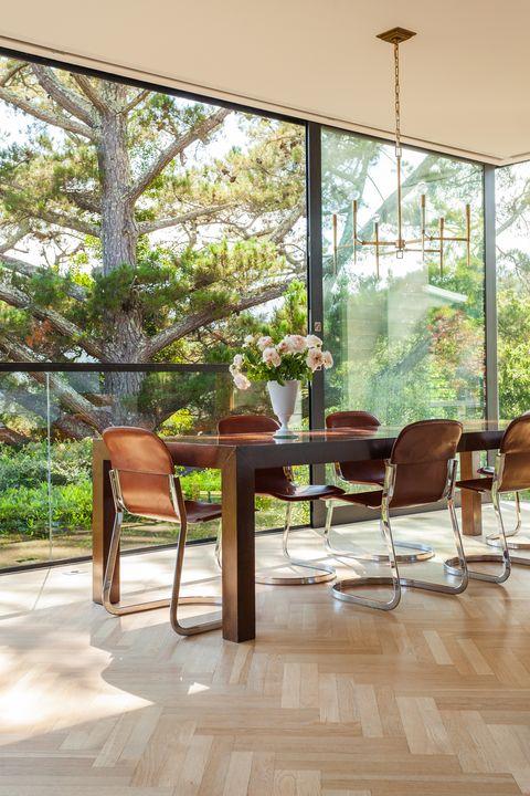 the simon residence in tiburon, california designed by elizabeth cooper interior design