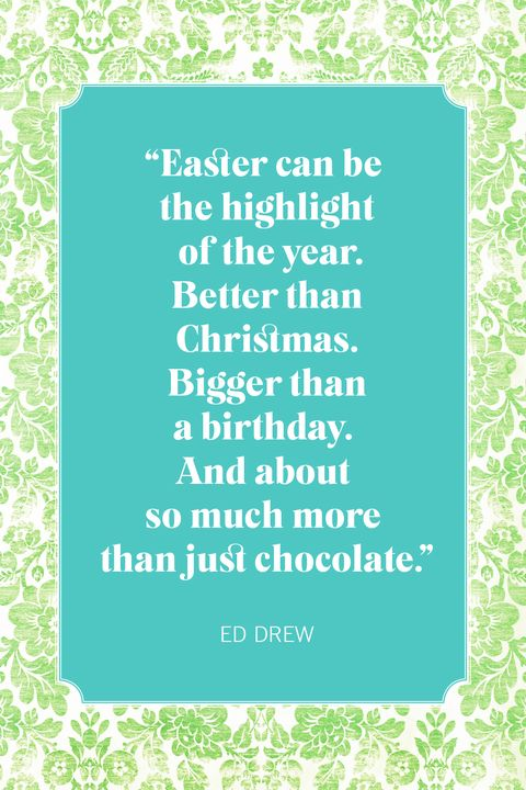easter quotes ed drew