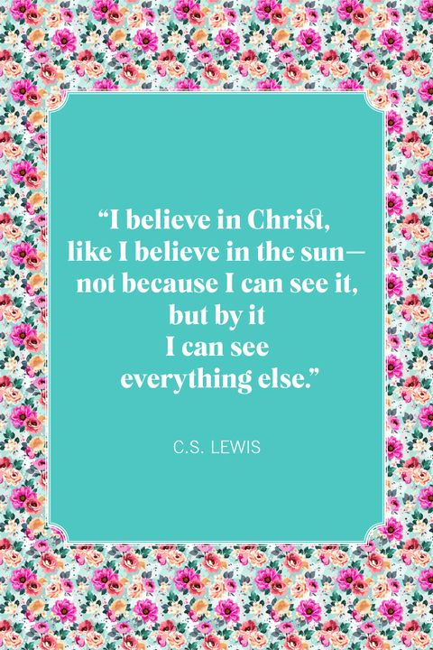 easter quotes cs lewis