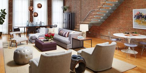 Living room, Room, Interior design, Furniture, Property, Table, Coffee table, Floor, House, Wall,