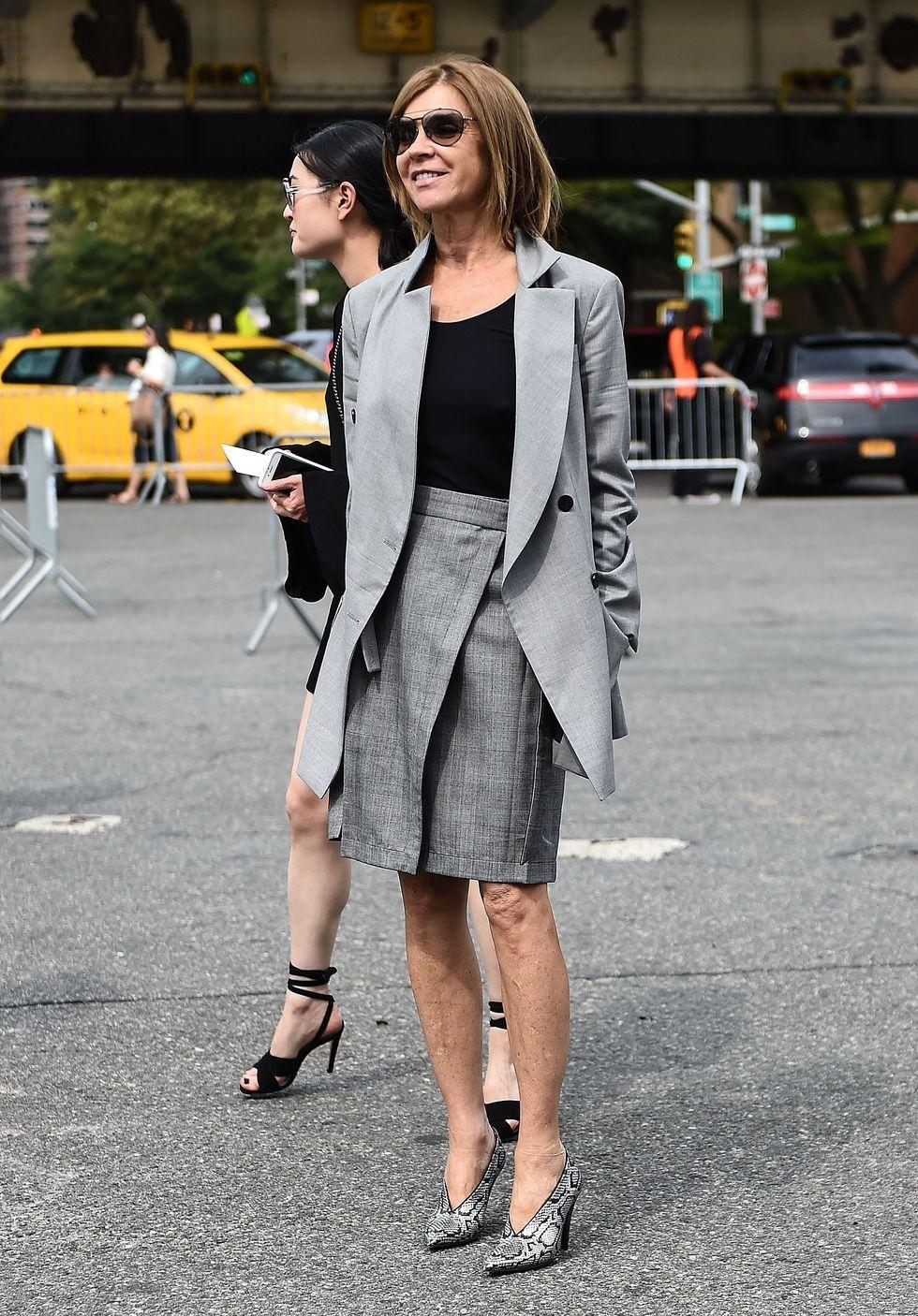 best-oversized-blazer-looks-street-style