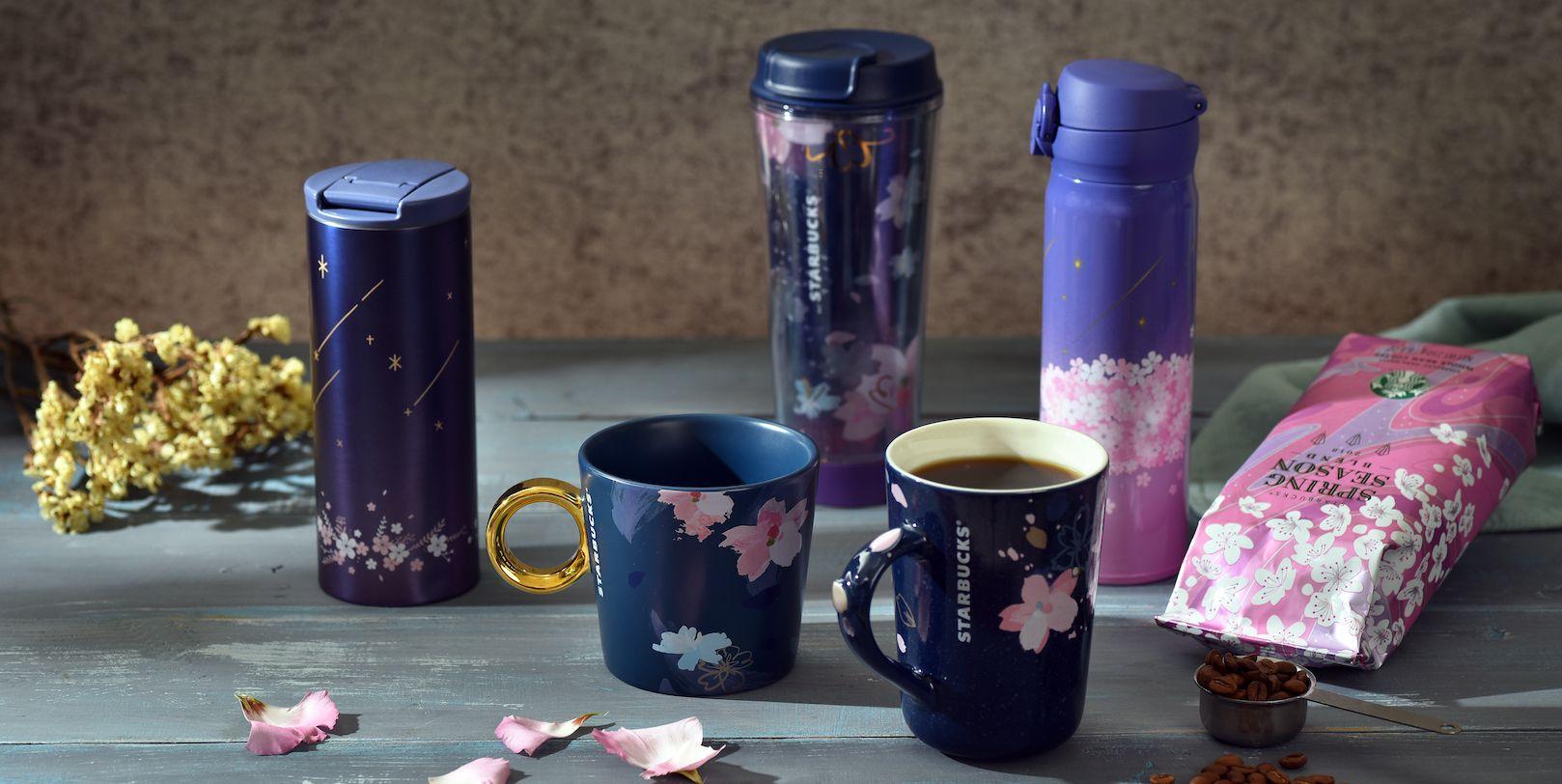 星巴克,春季,櫻花,限定,starbucks