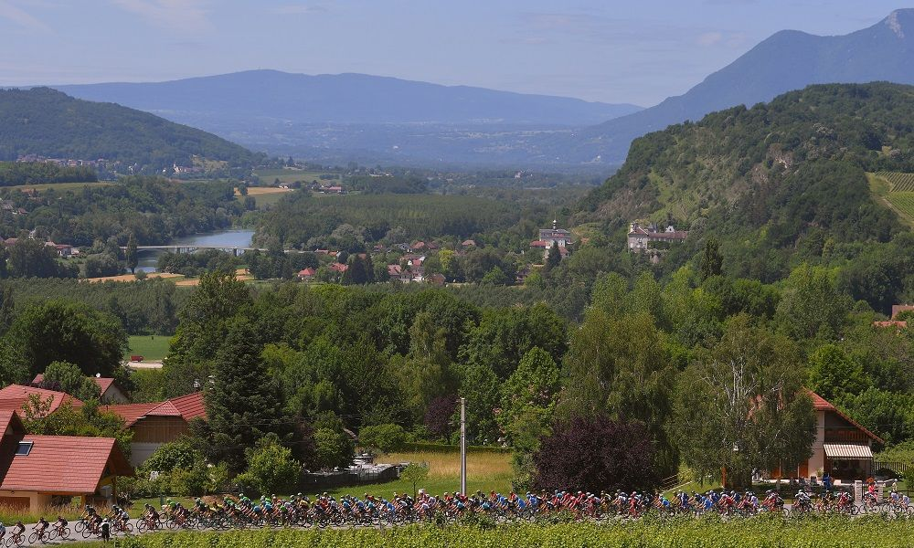 Cycling: 69th Criterium du Dauphine 2017 / Stage 6