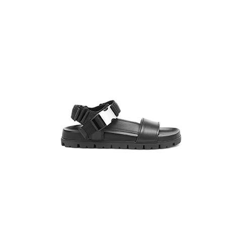 chunky sandalen