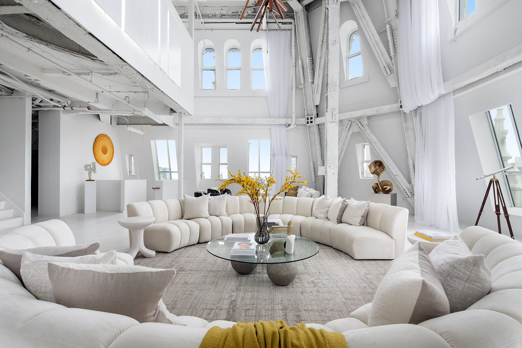 This Five-Level Penthouse in the Woolworth Building Is on the Market for $79 Million