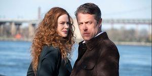 "Nicole Kidman y Hugh Grant en ""The Undoing"""