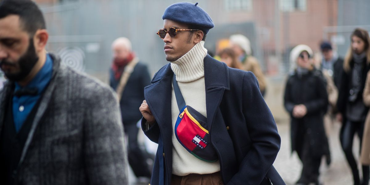 74b5234b5b4 The Best Street Style from Pitti Uomo - Menswear Street Style Highlights  from the Fall 2018 Pitti Uomo Shows in Florence