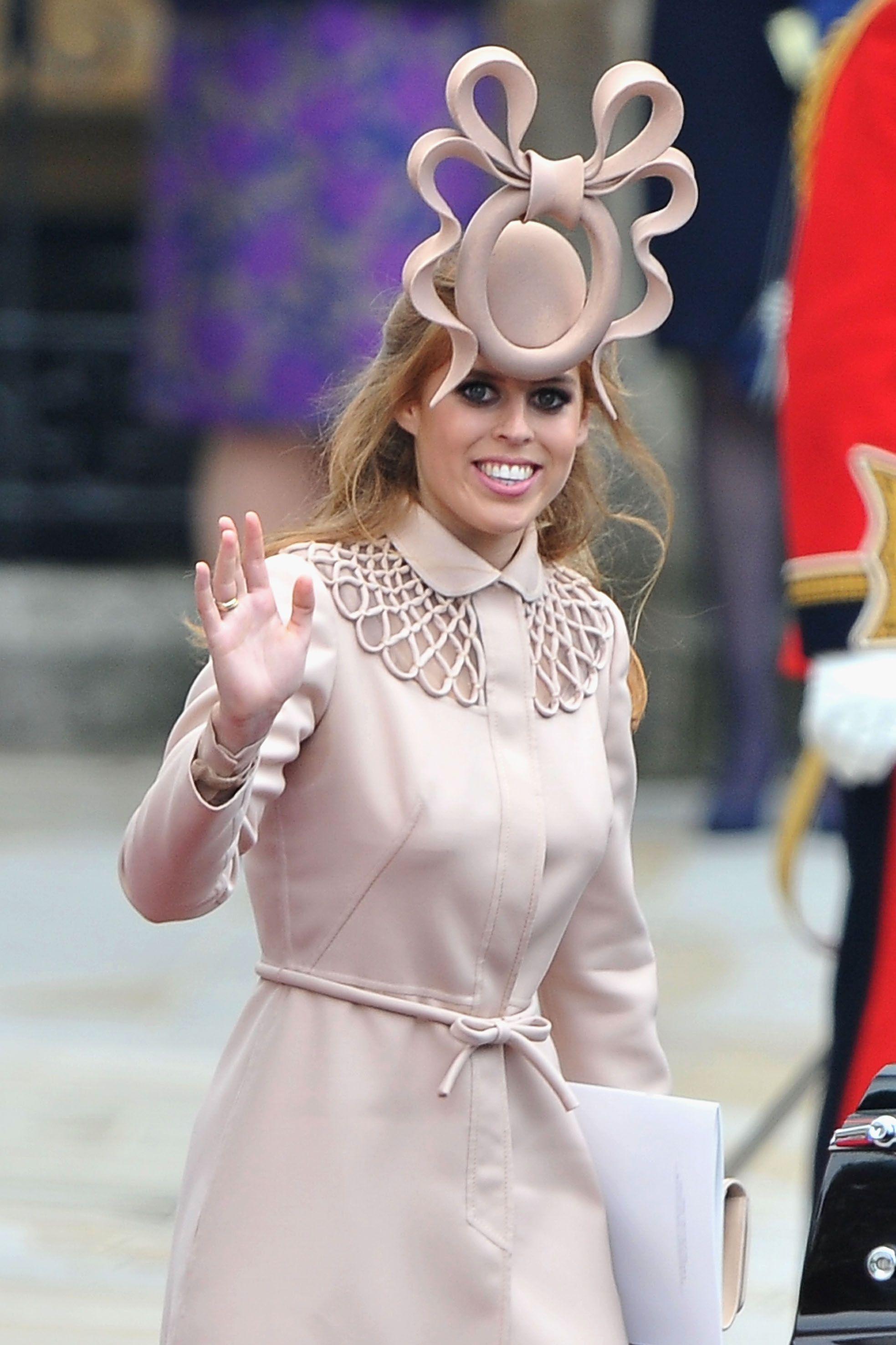 Princess Beatrice s Best Hats - 14 Most Memorable Royal Wedding Hats 243dbaf5e87