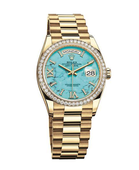 勞力士女錶隱藏版?dior、rolex等「7款寶石手錶推薦」絕對值得收!