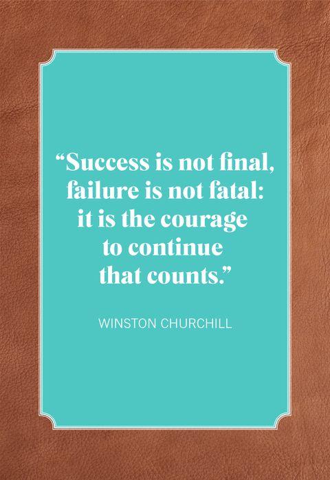 short inspirational quotes winston churchill