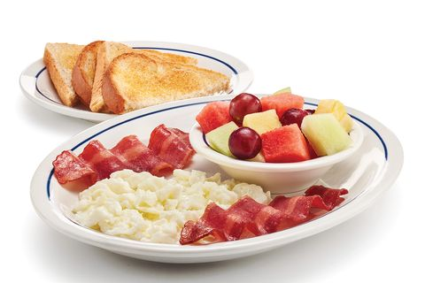 The 7 Healthiest Ihop Menu Items Nutrition And Calories