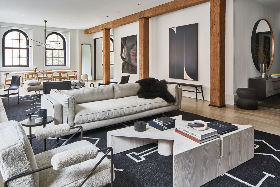443 Greenwich Street Tribeca Loft