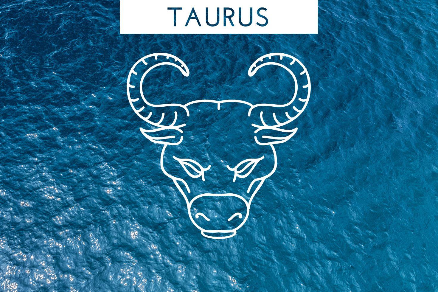 Taurus zodiac horoscope symbol