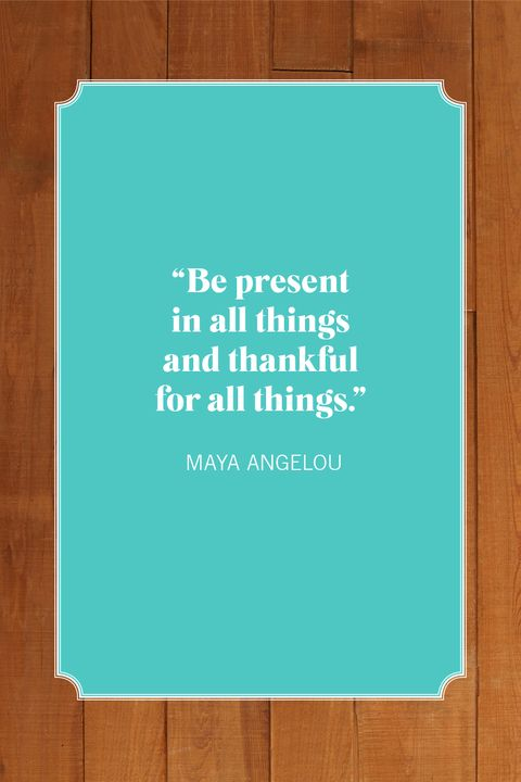 maya angelou thanksgiving quotes