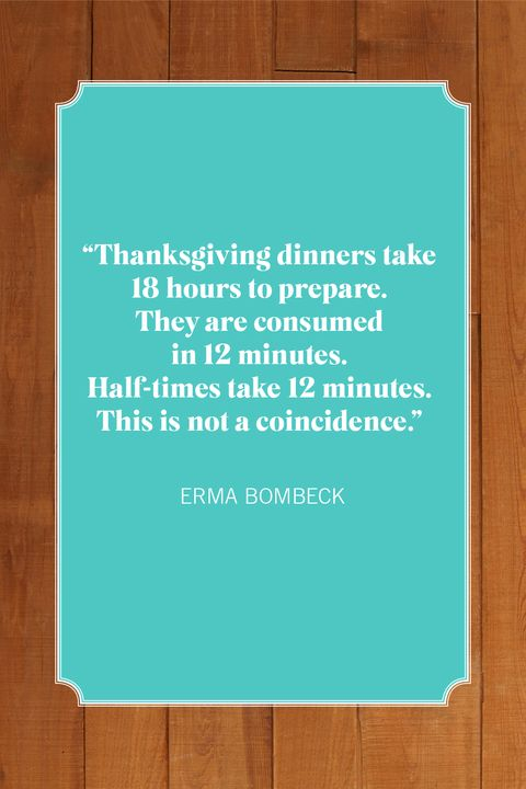 thanksgiving quotes erma bombeck