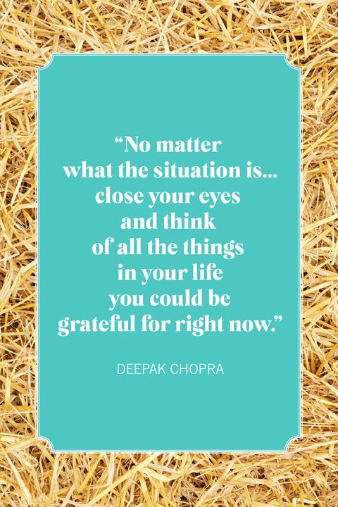 thanksgiving quotes deepak chopra