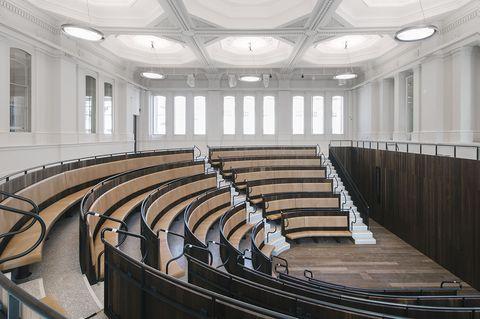 La ampliación de la Royal Academy de Londres