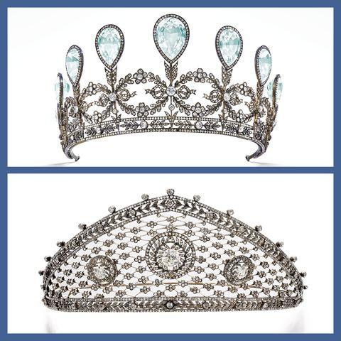 Faberge royal wedding tiaras