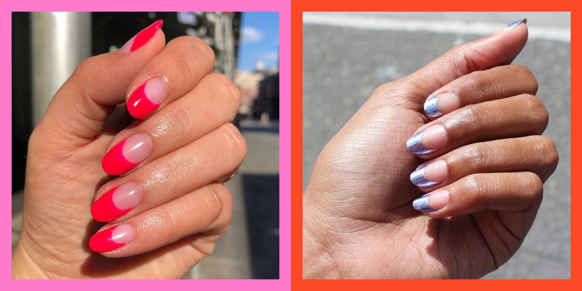20 Best French Manicure Ideas That Are Actually Cute For 2020