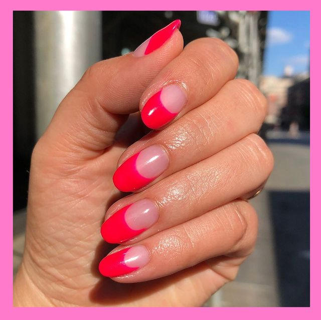 20 Best French Manicure Ideas That Are Actually Cute for 2019