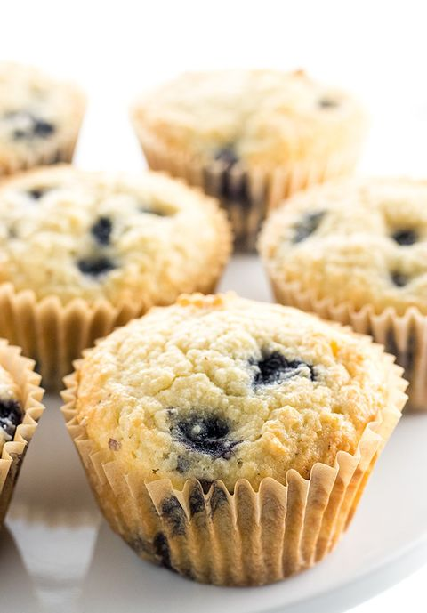 Food, Dish, Muffin, Baked goods, Dessert, Ingredient, Baking, Cuisine, Gluten, Chocolate chip,